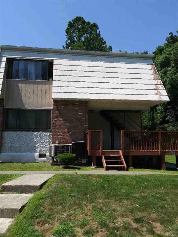 606 Cortland Drive, Newburgh, NY 12550 (MLS #5008027) :: The Anthony G Team