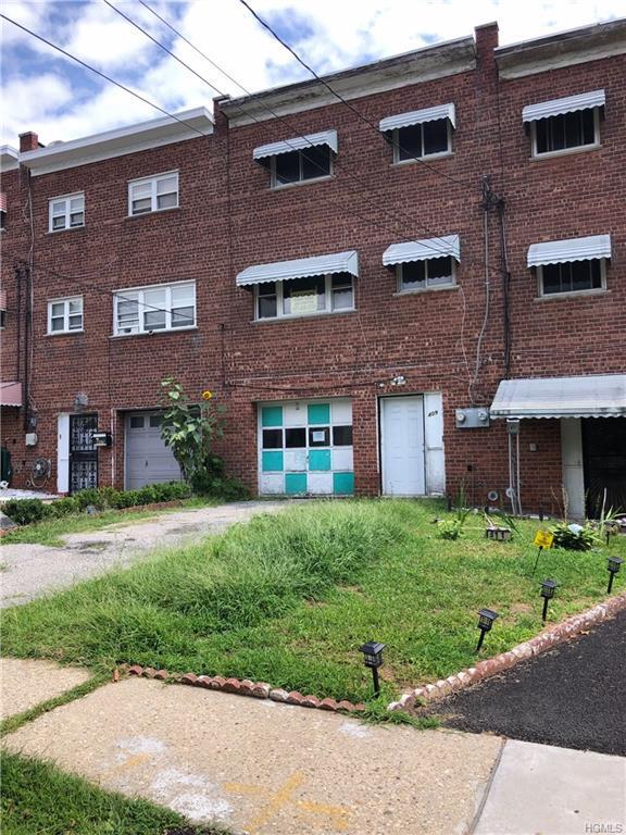 409 S 3rd Avenue, Mount Vernon, NY 10550 (MLS #5023933) :: Mark Boyland Real Estate Team