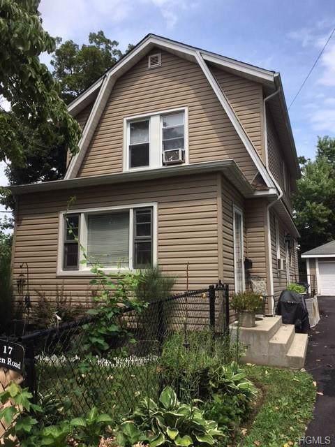 15-17 Glen Road, Eastchester, NY 10709 (MLS #5031752) :: Shares of New York