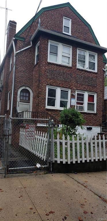 141-143 N High Street, Mount Vernon, NY 10550 (MLS #5063100) :: RE/MAX Ronin
