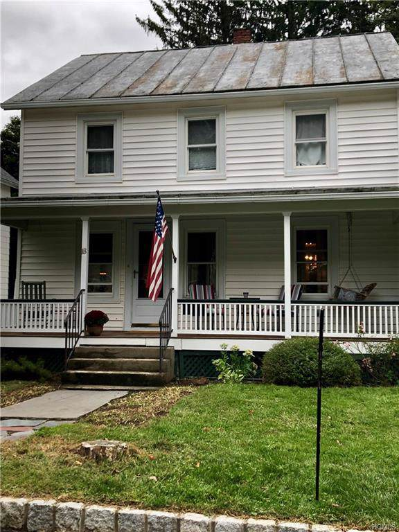 13 Division Street, Warwick, NY 10990 (MLS #5064354) :: William Raveis Baer & McIntosh