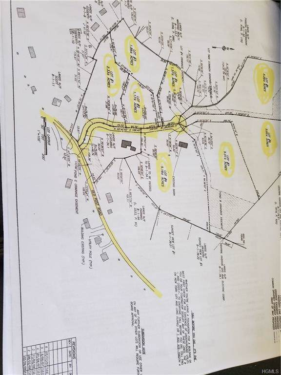 Old Post Road, Newburgh, NY 12550 (MLS #5068633) :: Mark Boyland Real Estate Team