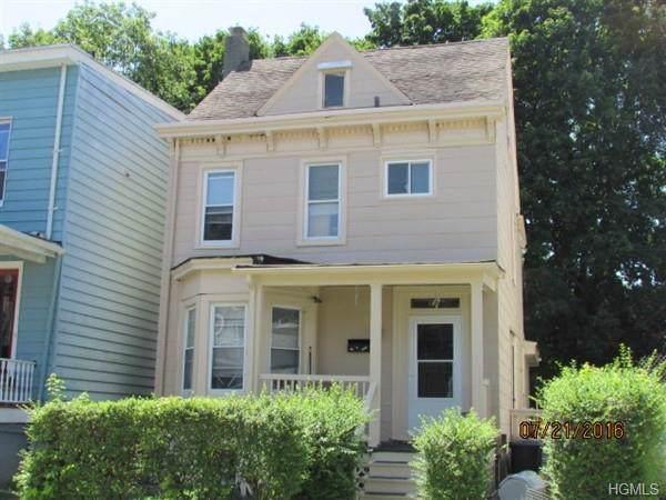 61 Beacon Street, Newburgh, NY 12550 (MLS #5068807) :: William Raveis Legends Realty Group
