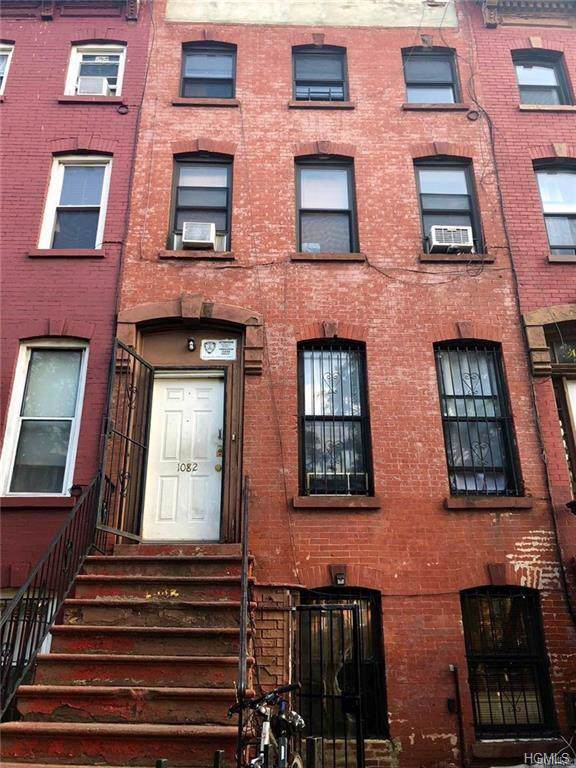 1082 Bushwick Avenue, Brooklyn, NY 11221 (MLS #5085517) :: Mark Seiden Real Estate Team