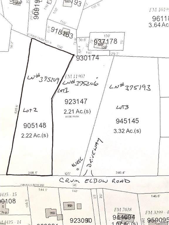 Crum Elbow Road, Poughkeepsie, NY 12601 (MLS #5088138) :: Mark Seiden Real Estate Team