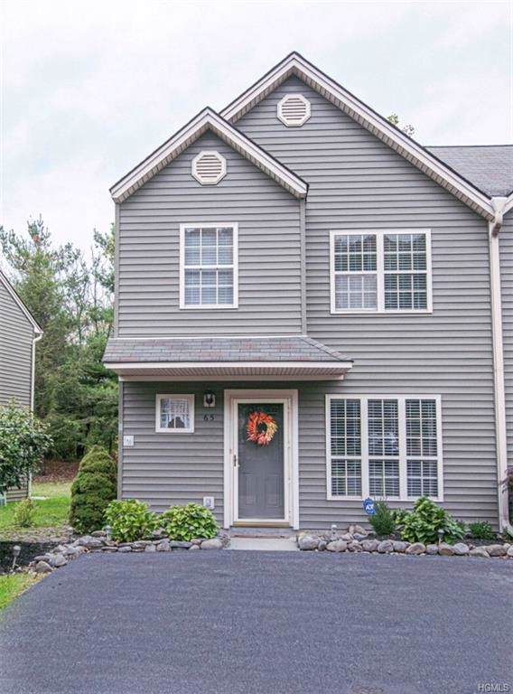 65 Argent Drive, Highland, NY 12528 (MLS #5097682) :: William Raveis Legends Realty Group