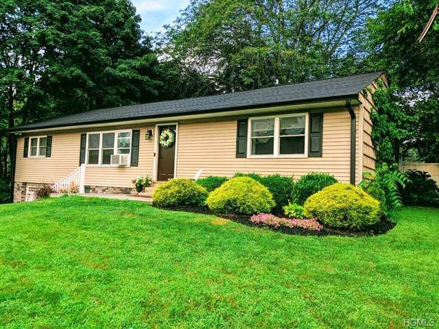22 Linden Drive, Newburgh, NY 12550 (MLS #5098223) :: William Raveis Baer & McIntosh