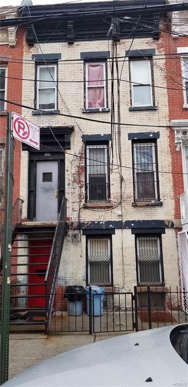 408 E 144th Street, Bronx, NY 10454 (MLS #5102065) :: Mark Seiden Real Estate Team
