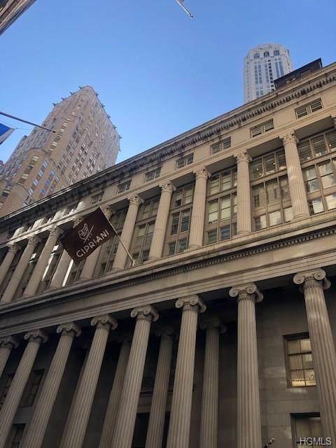 55 Wall Street #633, New York, NY 10005 (MLS #5107129) :: The McGovern Caplicki Team