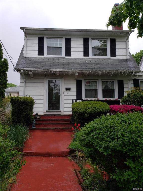 41 Chauncey Avenue, New Rochelle, NY 10801 (MLS #5109265) :: Marciano Team at Keller Williams NY Realty