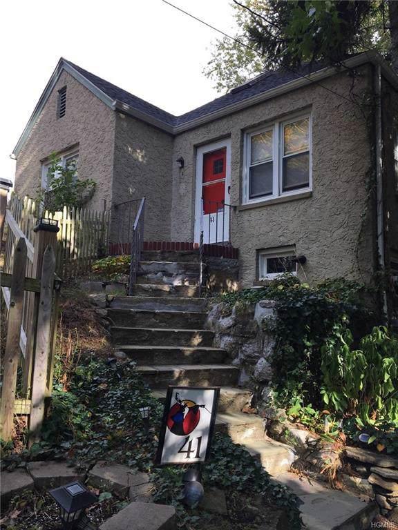 41 Barker Street, Mount Kisco, NY 10549 (MLS #5111810) :: The McGovern Caplicki Team