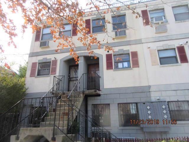 821 Underhill Avenue 4C, Bronx, NY 10473 (MLS #5117480) :: The Anthony G Team