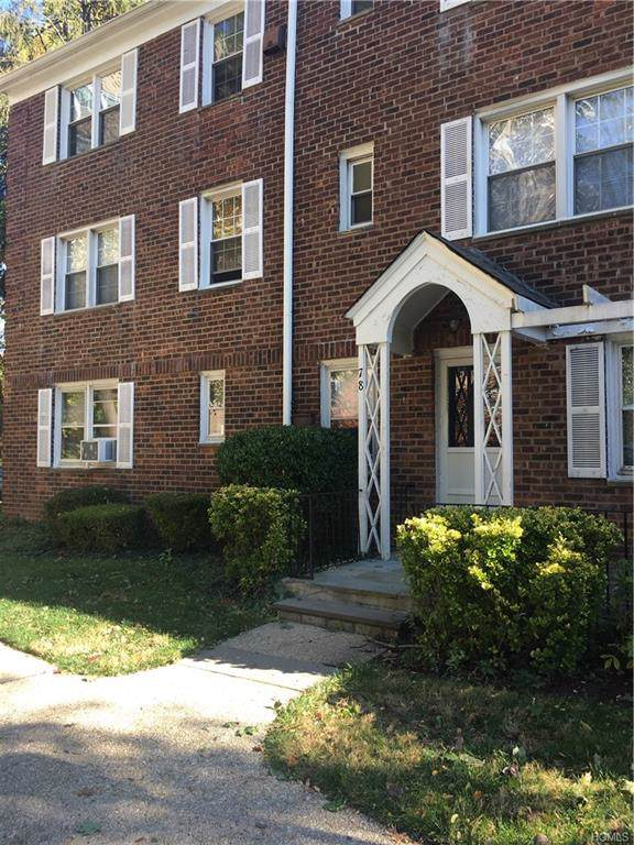 78 Lawrence Park Terrace #1, Bronxville, NY 10708 (MLS #5117928) :: Mark Boyland Real Estate Team