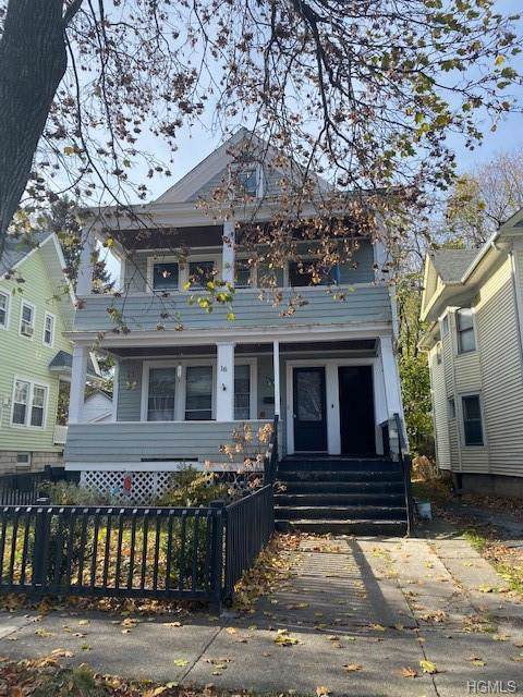 16 Gray Street, Poughkeepsie, NY 12603 (MLS #5119196) :: The McGovern Caplicki Team