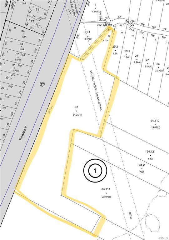 43 Tracy Road, New Paltz, NY 12561 (MLS #5119582) :: Mark Boyland Real Estate Team