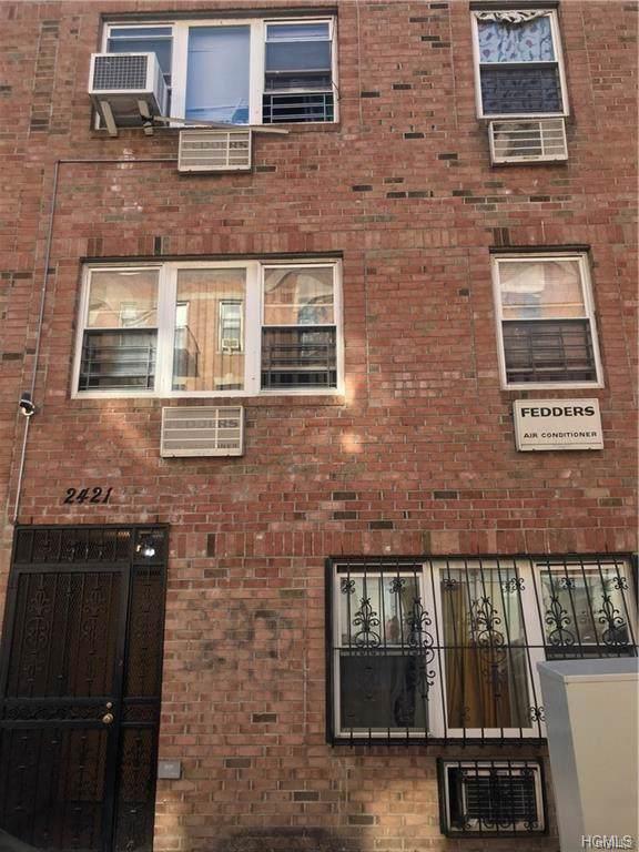 2421 Beaumont Avenue, Bronx, NY 10458 (MLS #5120304) :: Marciano Team at Keller Williams NY Realty