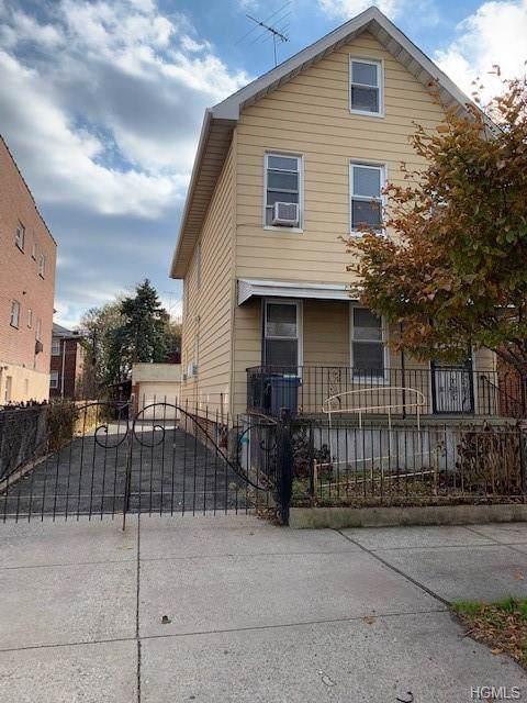 2238 Haviland Avenue, Bronx, NY 10462 (MLS #5120959) :: Mark Seiden Real Estate Team