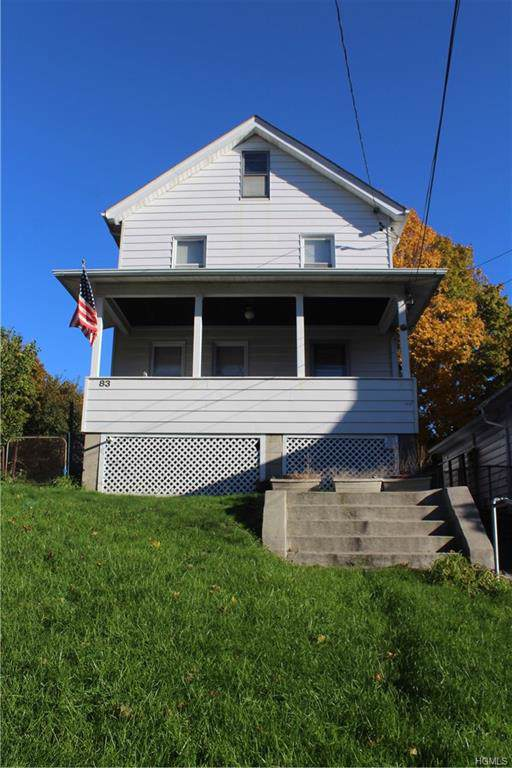 83 Innis Avenue, Poughkeepsie, NY 12601 (MLS #5122828) :: The Home Team