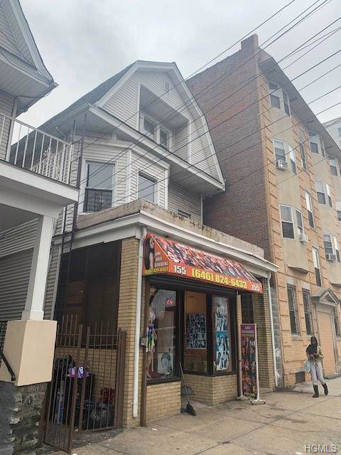 155 S 3rd Avenue, Mount Vernon, NY 10550 (MLS #5125063) :: The Anthony G Team