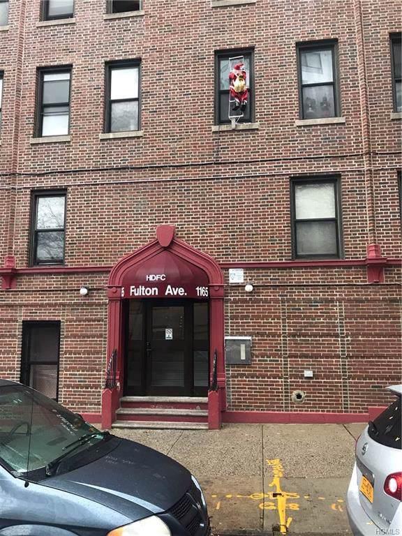1165 Fulton Avenue Sl, Bronx, NY 10456 (MLS #5126025) :: Marciano Team at Keller Williams NY Realty