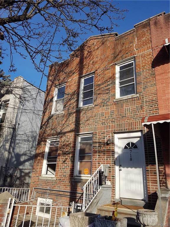 718 Taylor Avenue, Bronx, NY 10473 (MLS #5126081) :: The Anthony G Team