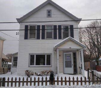 114 John Street, Kingston, NY 12401 (MLS #5126515) :: The Anthony G Team