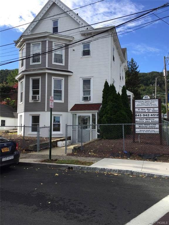 61 New Main Street, Haverstraw, NY 10927 (MLS #6002765) :: William Raveis Baer & McIntosh