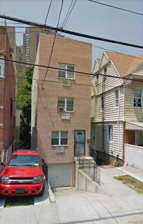 1751 Undercliff Avenue, Bronx, NY 10453 (MLS #6005821) :: Mark Seiden Real Estate Team