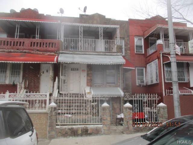 1223 Manor Avenue, Bronx, NY 10472 (MLS #6005887) :: Mark Seiden Real Estate Team