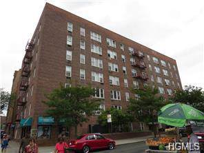 1332 Metropolitan Avenue 6B, Bronx, NY 10462 (MLS #6006348) :: William Raveis Legends Realty Group