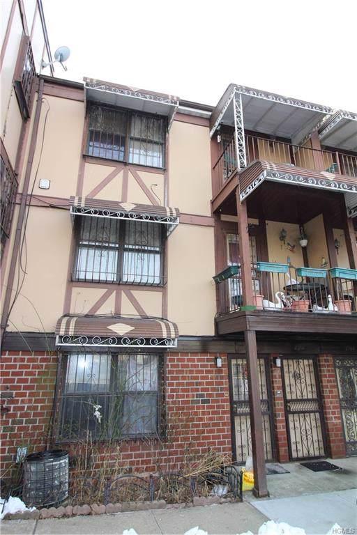 821 E 161st Street A, Bronx, NY 10459 (MLS #6007628) :: Marciano Team at Keller Williams NY Realty