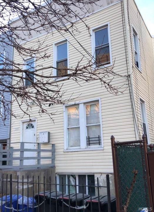 1437 Bryant Avenue, Bronx, NY 10459 (MLS #6007954) :: Marciano Team at Keller Williams NY Realty