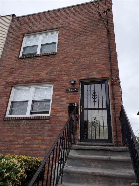 1027 E 229th Street B, Bronx, NY 10466 (MLS #6008824) :: The McGovern Caplicki Team