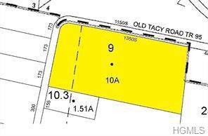 Lot 9 Old Tacy Road, Bethel, NY 12783 (MLS #H6011494) :: William Raveis Baer & McIntosh