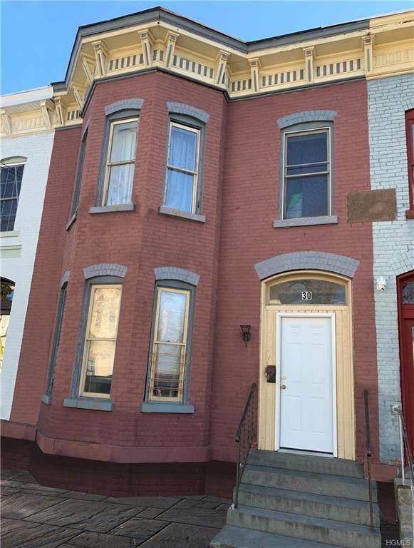30 City Terrace, Newburgh, NY 12550 (MLS #6011827) :: Cronin & Company Real Estate