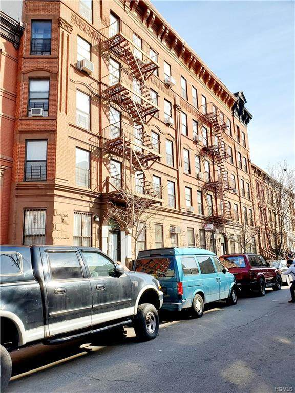 237 W 134th Street 5W, New York, NY 10030 (MLS #6014414) :: William Raveis Legends Realty Group