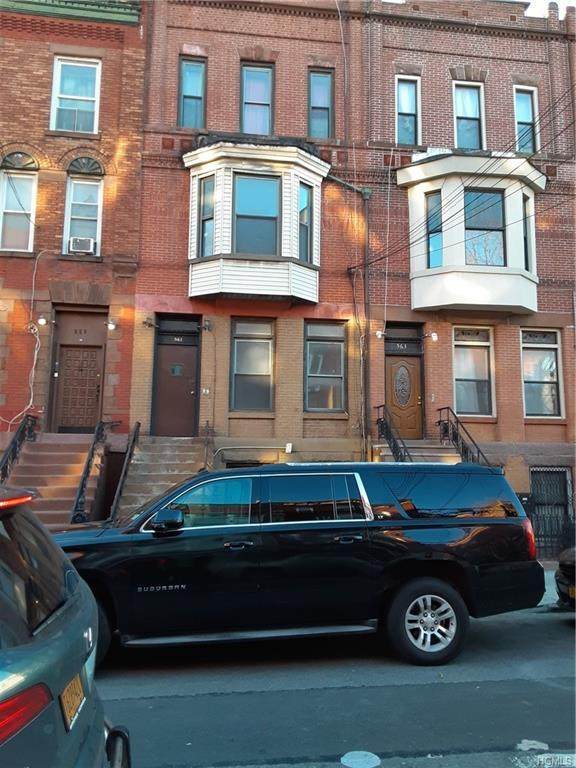 561 Walton Avenue, Bronx, NY 10451 (MLS #6015180) :: RE/MAX RoNIN