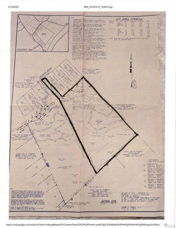64 Seaman Road, Middletown, NY 10941 (MLS #6015362) :: Cronin & Company Real Estate