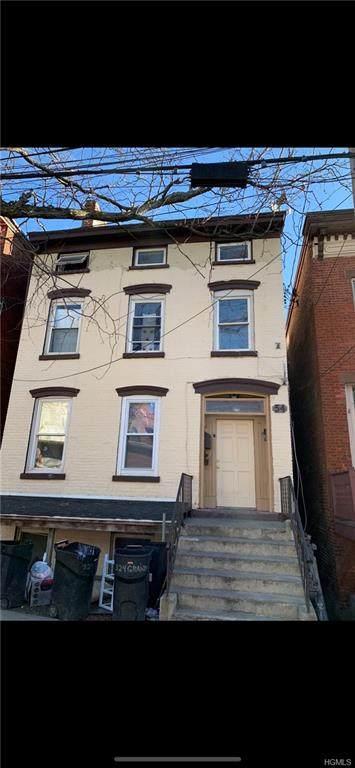 54 Johnston Street, Newburgh, NY 12550 (MLS #6015595) :: Cronin & Company Real Estate