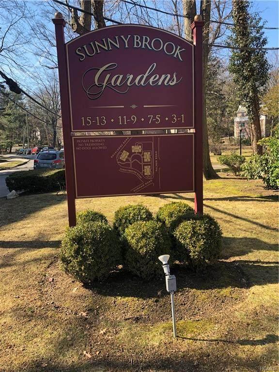 11 Sunnybrook Road 2B, Bronxville, NY 10708 (MLS #6016199) :: William Raveis Baer & McIntosh
