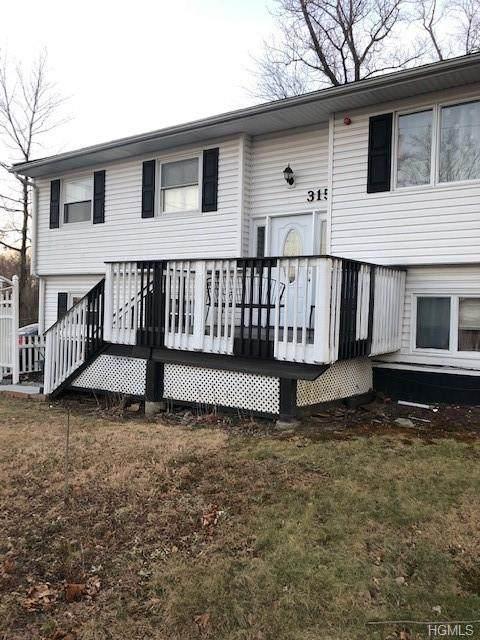 315 Old Nyack Turnpike, Chestnut Ridge, NY 10977 (MLS #6016275) :: William Raveis Baer & McIntosh