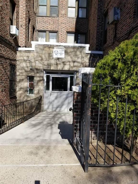 463 E 178th Street 5B, Bronx, NY 10457 (MLS #6016647) :: William Raveis Legends Realty Group