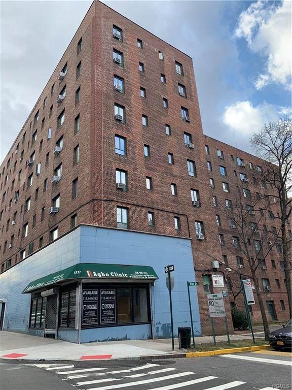 1527 Metropolitan Avenue 8D, Bronx, NY 10462 (MLS #H6020025) :: Keller Williams Points North - Team Galligan
