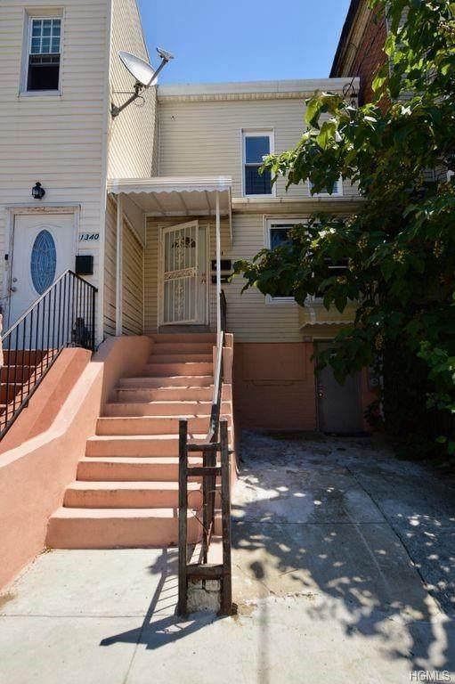 1338 Chisholm, Bronx, NY 10459 (MLS #H6027435) :: Mark Boyland Real Estate Team
