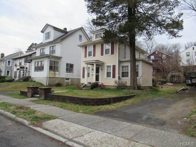 21 Forsythe Place, Newburgh City, NY 12550 (MLS #H6027659) :: Cronin & Company Real Estate