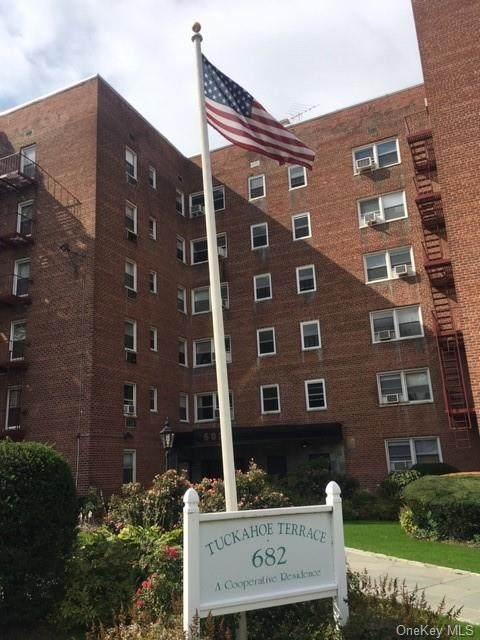 682 Tuckahoe Road 6F, Yonkers, NY 10710 (MLS #H5081410) :: William Raveis Baer & McIntosh