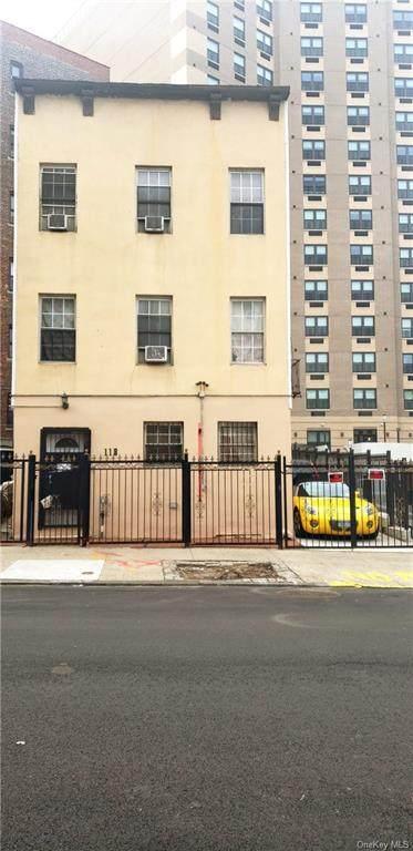 118 Rockwood Street, Bronx, NY 10452 (MLS #H6007331) :: Frank Schiavone with William Raveis Real Estate