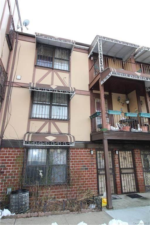 821 E 161st Street A, Bronx, NY 10459 (MLS #H6007628) :: Kevin Kalyan Realty, Inc.