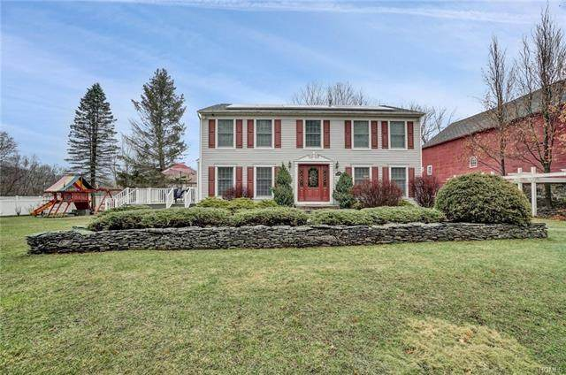 1046 Lakes Road, Chester Town, NY 10950 (MLS #H6021049) :: William Raveis Baer & McIntosh