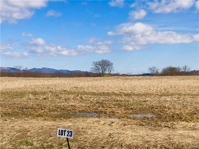 124 Mulford (Lot # 23) Drive, Shawangunk, NY 12589 (MLS #H6024949) :: William Raveis Baer & McIntosh